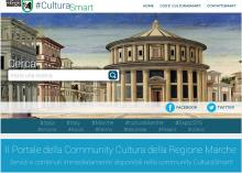 bozza interfaccia portale CulturaSmart!