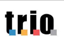 logo di TRIO, il sistema di web learning della Regione Toscana